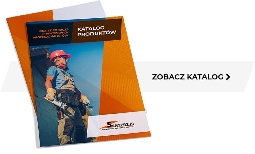 katalog produktów odzież robocza sentyrz.pl
